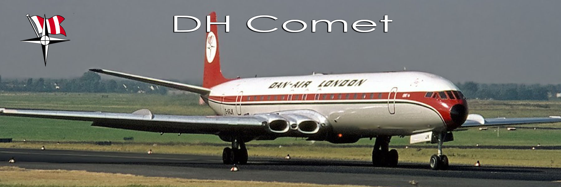 Comet - DAN AIR REMEMBERED