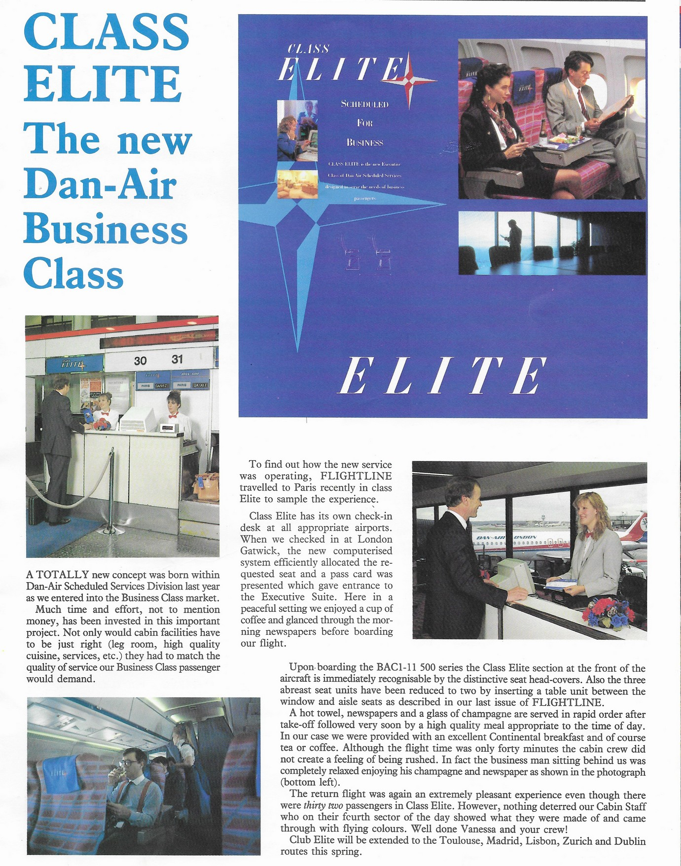 ea2e083f76 Welcome to our Class Elite page. Here we will take you through the flight  experience on what was acknowledged as one of the best business class  cabins in ...